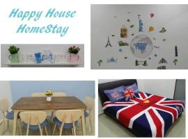 Happy House Homestay, 新山