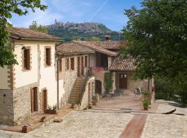 Agriturismo Casale delle Lucrezie, Todi
