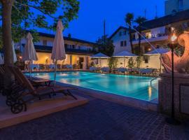 Sunstar Hotel Brissago, Brissago