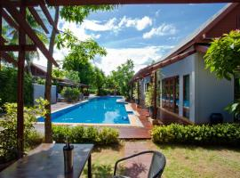 Ardea Resort Pool Villa, Amphawa