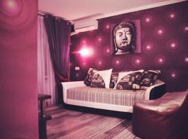 Hotel Om Shanti, Odessa