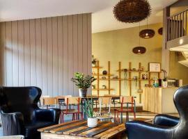 Halt Hotel Montpellier Sud - Lattes - A709, Lattes