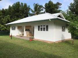 Fadine Self Catering, La Digue