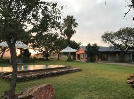 Hamiltons Lodge & Restaurant, Малалане