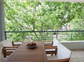 New built apartment near the center, Saloniki