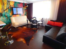 VIP Elita Apartment on Romanova, Nowosybirsk