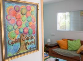 Golan Garden Hostel, Qaşrīn