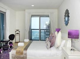 Express Holiday Homes - Princess Tower, Dubaj