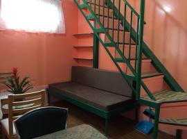 Colorful Transient House for Baguio Encounter, Baguio