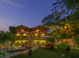 Casa Hunahpu Apart-Hotel, Flores