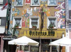 Hotel Goldenes Faß