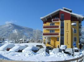 Hotel-Pension Sonneck, Schladming