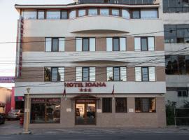 Hotel Ioana, Констанца