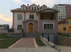 Selbe House, 乌兰巴托