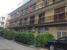Apartment Parus, Pomorie