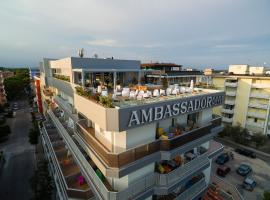 Hotel Ambassador, Бибионе