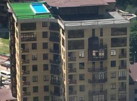 Vershina Apartment, Dombay
