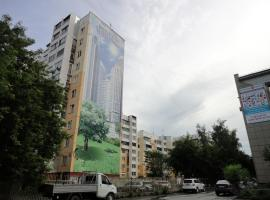 Apartment on Vystavochnaya, Nowosybirsk