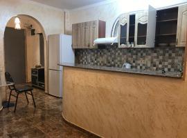 Three Bedroom Apartment on Lermontov Street, Batumi