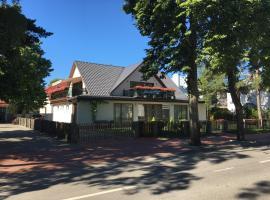 Eurovila - Home Suite Palanga, Паланга