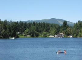 Shawnigan Lake Bed and Breakfast, Shawnigan Lake