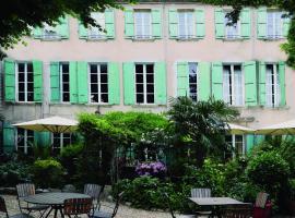 Maison de Fogasses : Luxury Apartments, Avignon