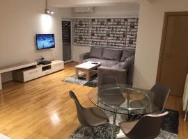 White Apartment, Скопье
