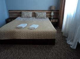 Hotel Restaurant Vizit, Truskavets