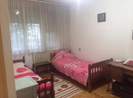Zoran apartment, Skopje