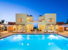 Daphnis Villas, Máleme