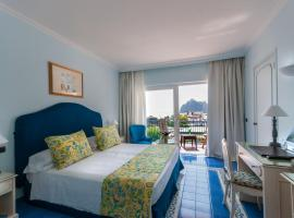 Grand Hotel Punta Molino Terme, Искья