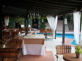 Eden Hotel, Áfitos