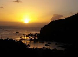 Casa Vista, Marigot Bay