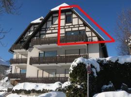 Appartement Winterberg-Neuastenberg, Winterberg