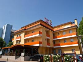 Hotel Villa Angelina, 比比翁