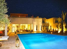 Villa d'Hôtes Gan Eden Luxe, Marrakesz