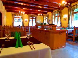 Odvaskő Étterem és Panzió, Bakonybél