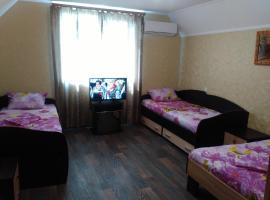 Apartment on Morskaya, Koblevo