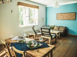 Krauklis beach apartments, Saulkrasti