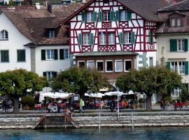 Hotel Rheingerbe, Stein am Rhein