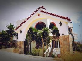 Stelios Zalonis Apartments, Tínos