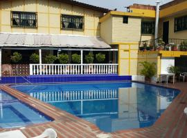 La Casa Amarela Hotel, Santa Fe de Antioquia