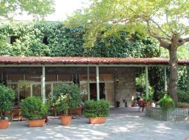 Hotel Argilos, Asproválta