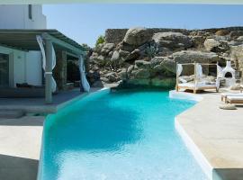 Villa Delilah, Città di Mykonos