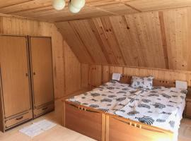 Holiday home on Tsientral'naia 4, Butkovichi