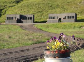 Laxárdalur Cabin, Einarsstaðir