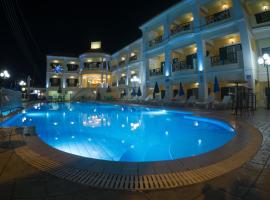 Aphrodite Hotel, 拉加纳斯