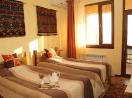 Silk Road Hotel, Erywań