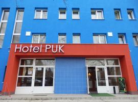 Hotel Puk, Topoľčany