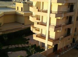 Apartments in El Hamd Tower Marsa Matruh, 马特鲁港